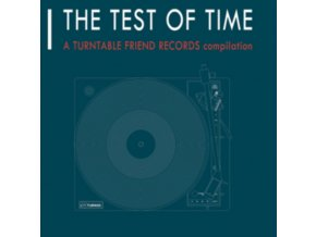 VARIOUS ARTISTS - The Test Of Time (CD)