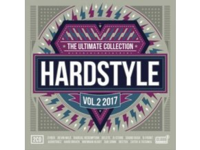VARIOUS ARTISTS - Hardstyle - The Ultimate Collection - 2017 Vol. 2 (CD)