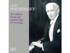 LEFF POUISHNOFF - The Complete 78Rpm Recordings (CD)