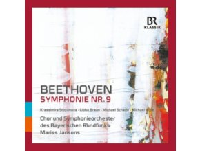 BAYER RUNDFUNKS SO / JANSONS - Beethoven/Symphony No 9 (CD)