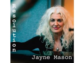 JAYNE MASON - Resolution (CD)