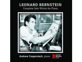 ANDREW COOPERSTOCK - Bernstein/Complete Works For Piano (CD)