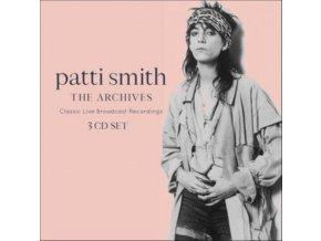PATTI SMITH - The Broadcast Archive (CD)