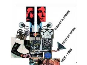 GODLEY & CREME - Body Of Work (CD)