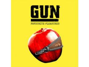 GUN - Favourite Pleasures (CD)