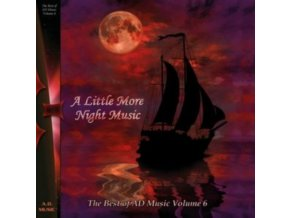 VARIOUS ARTISTS - A Little More Night Music (CD)