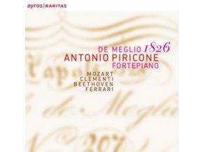 ANTONIO PIRICONE - Beethoven: De Meglio 1826 (CD)