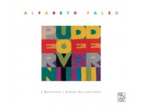 I BASSIFONDI / SIMONE VALLEROTONDA - Alfabeto Falso (CD)