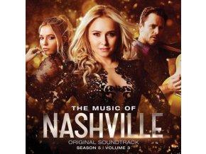 NASHVILLE CAST - Music Of Nashville - Season 5 - Vol 3 (CD)