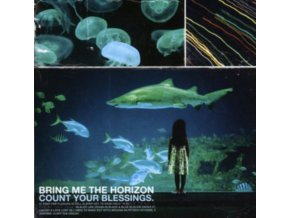 BRING ME THE HORIZON - Count Your Blessings (CD)