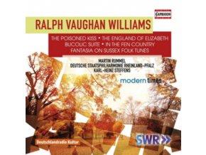 RUMMEL / DSRP / STEFFENS - Williams / The Poisoned Kiss (CD)