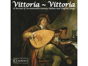 VARIOUS ARTISTS - Vittoria-Vittoria (CD)