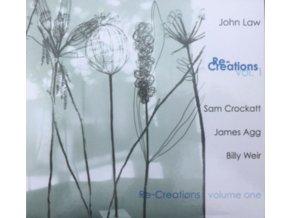 JOHN LAW - Re-Creations Vol. 1 (CD)