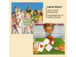 LEROY SMART - Jah Loves Everyone + Impressions (CD)