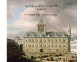 DONGOIS & LE CONCERT BRISE - Sonatas (CD)
