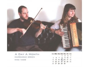MAIREARAD GREEN AND MIKE VASS - A Day A Month (CD)