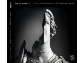 SILVIA FRIGATO / TALENTI VULCANICI / EMANUELE CARDI - Lux In Tenebris (CD)