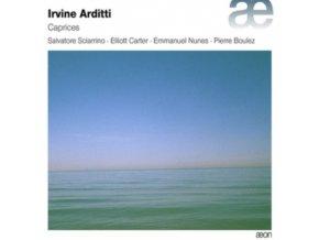 IRVINE ARDITTI - Caprices (CD)