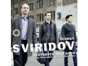 BEETHOVEN TRIO BONN - Sviridov: Georgy Sviridov (CD)