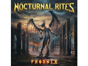 NOCTURNAL RITES - Phoenix (Limited Digipack) (CD)