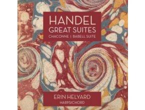 ERIN HELYARD - Handel: Great Suites (CD)