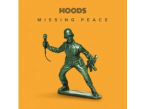 MOODS - Missing Peace (CD)