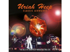 URIAH HEEP - On A July Morning (CD)