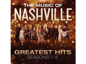 NASHVILLE CAST - The Music Of Nashville (CD)