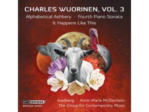 LOADBANG / MCDERMOTT - Charles Wuorinen - Vol 3 (CD)