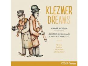 ANDRE MOISAN - Ichmouratov: Klezmer Dreams (CD)