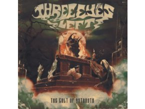 THREE EYES LEFT - Three Eyes Left (CD)