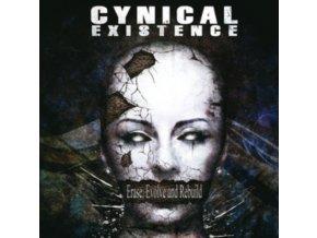 CYNICAL EXISTENCE - Erase. Evolve And Rebuild (CD)