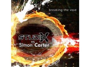STUDIO-X VS. SIMON CARTER - Breaking The Void (CD)