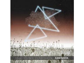 JUNKSISTA - High Voltage Confessions (CD)