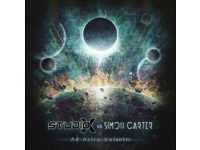 STUDIO-X VS SIMON CARTER - Ad Astra Volantis (CD)