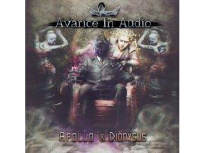 AVARICE IN AUDIO - Apollo & Dionysus (CD)
