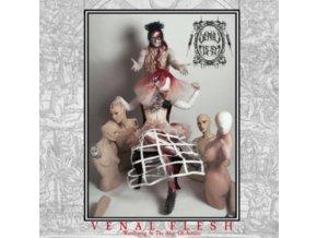VENAL FLESH - Worshiping At The Altar Of Artifice (CD)