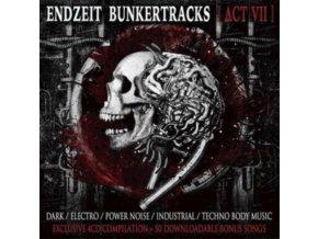 VARIOUS ARTISTS - Endzeit Bunkertracks (Act 7) (CD)