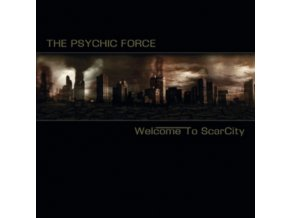 PSYCHIC FORCE - Welcome To Scarcity (CD)