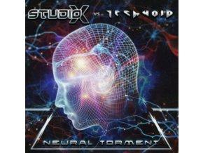 STUDIO-X VS TECHNOID - Neural Torment (CD)