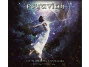 PSYAVIAH - Seven Sorrows. Seven Stars (CD)