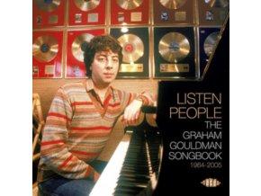VARIOUS ARTISTS - Listen People: The Graham Gouldman Songbook 1964-2005 (CD)