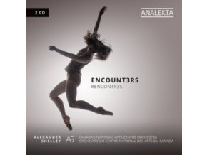 CANADAS NATIONAL ARTS CENTRE ORCHESTRA / ALEXANDER SHELLEY - Encount3Rs (CD)