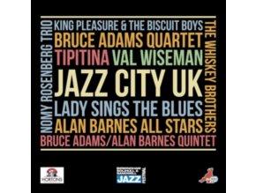 VARIOUS ARTISTS - Jazz City Uk (CD)