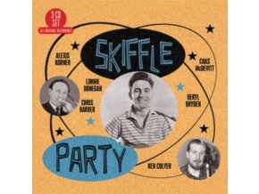 VARIOUS ARTISTS - Skiffle Party (CD)