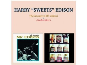 HARRY SWEETS EDISON - The Inventive Mr. Edison / Jawbreakers (CD)