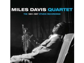 MILES DAVIS - The 1951-1957 Studio Recordings (CD)