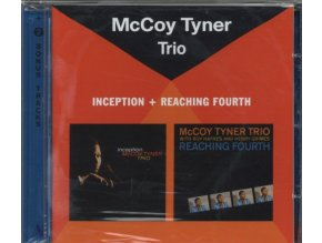 MCCOY TYNER - Inception / Reaching Fourth (CD)
