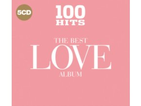 VARIOUS ARTISTS - 100 Hits - The Best Love Album (CD)