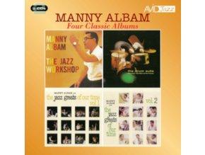 MANNY ALBAM - Four Classic Albums (CD)